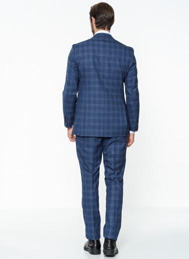 Daffari Takım Elbise Saks